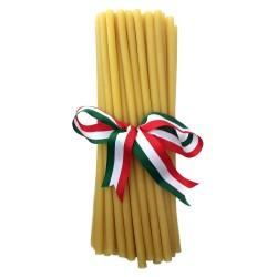 Cannucce di Pasta biodegradabile Made in Italy Pasta Straws